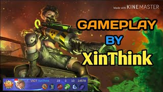 GAMEPLAY KIMMY BUILD ASSASSIN BY XinThink