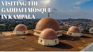 Visiting A Skyscraper Mosque In Kampala Uganda 2019   Gaddafi Mosque