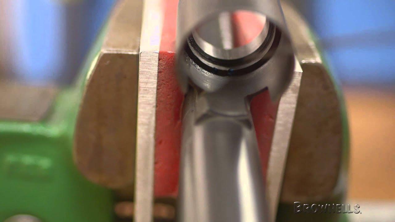Remington 1100/1187 Firearm Maintenance: Part 2 Cleaning
