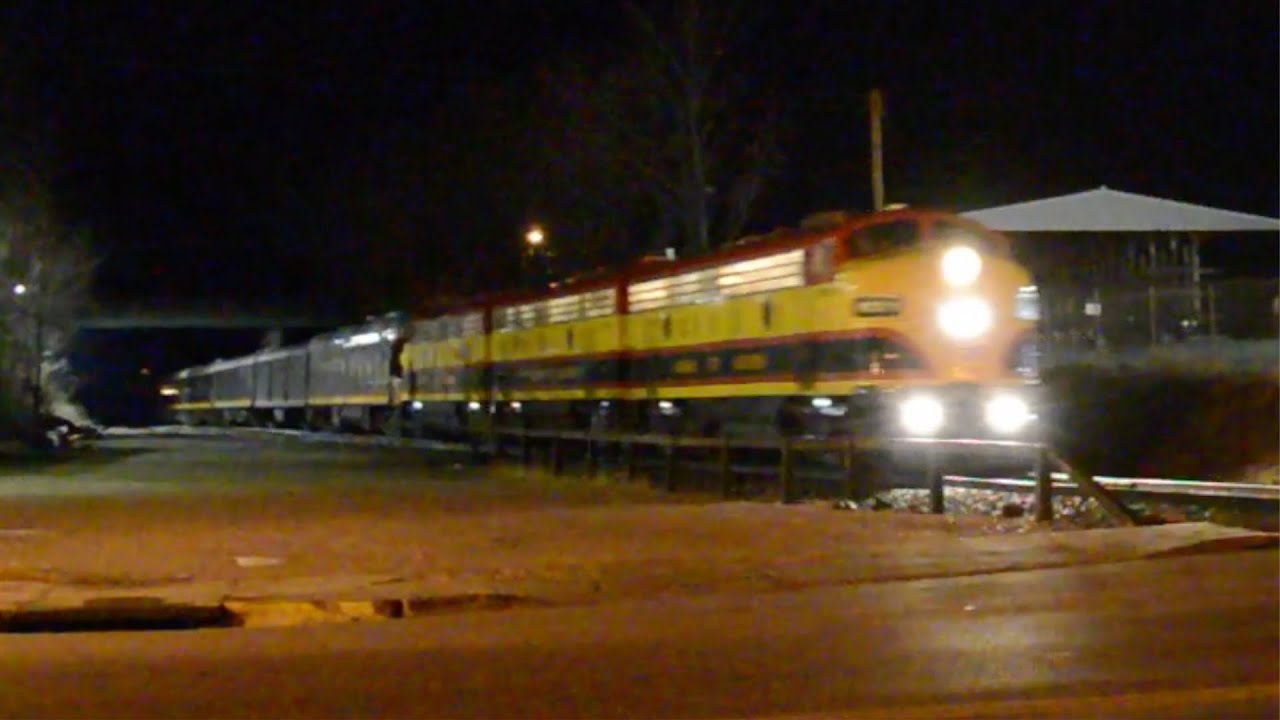 Kansas City Southern Holiday Train