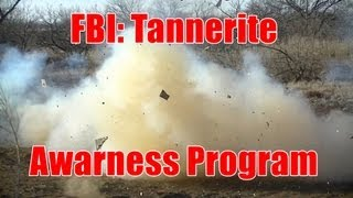 FBI Issues Tannerite Awareness Program