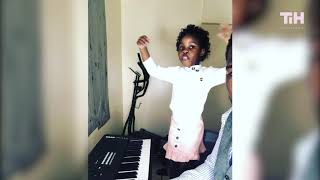 Father-Daughter duo Perform Song Together