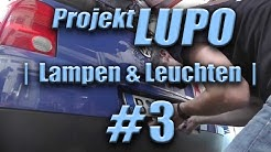 ProjektLUPO #3 | Lampen und Leuchten | WEST-BERLIN-CUSTOMS