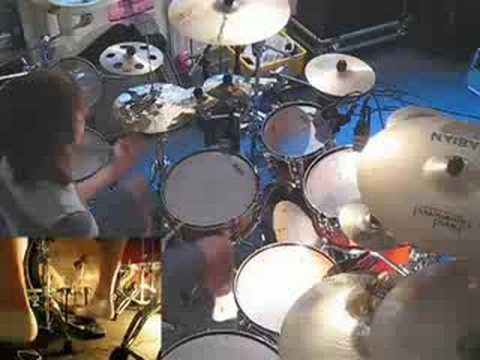 Total Control Drum Tuition: Rock - Latin Tom Groove 1