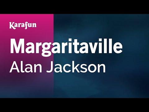 Karaoke Margaritaville - Alan Jackson * mp3