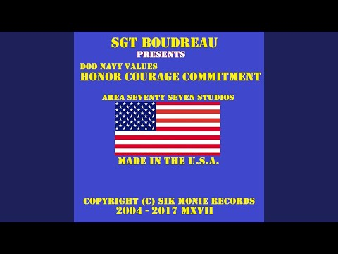 DoD Navy the Sailors Creed, the Foundations of the Sailor