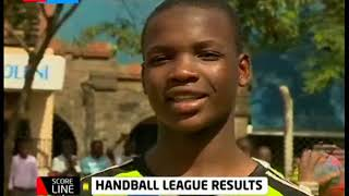 HANDBALL LEAGUE: Rangers Club win beat Bumerang | #KTNScoreline