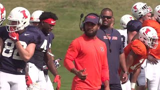 Ricky Smalling Mic'd Up Clip | Illini Football Preview Show Promo