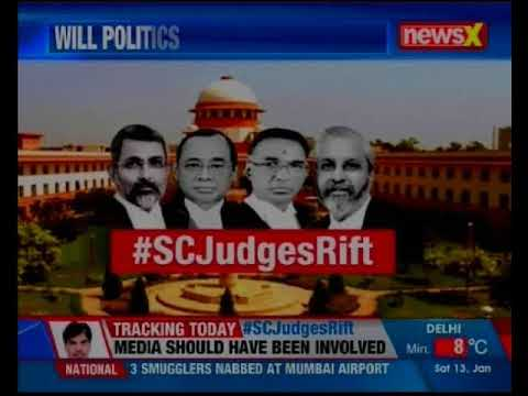 Bar Council of India meeting on Supreme Court judges issue, says presser 'unfortunate'