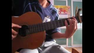 Chới với tôi ru tôi (Hồ Hoài Anh) - Hướng dẫn đệm guitar