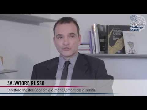 Salvatore Russo - Direttore Master in Economia e management della sanità