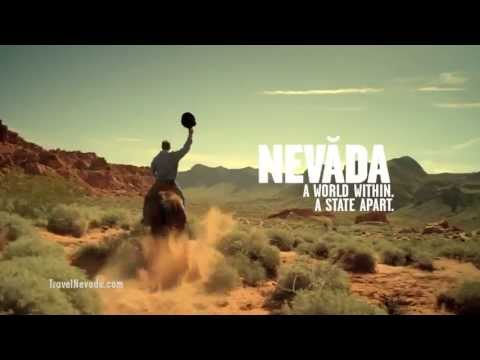Travel Nevada 2013 Summer Campaign - Alex Pels VO