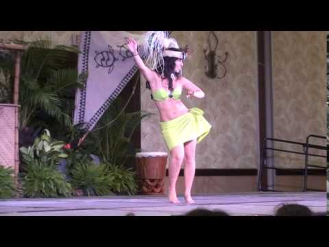 Category C Tahitian Female Solo-Hoike 2014