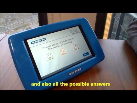 Køb udstyr til online måling af tilfredshed, loyalitet m.m. Opinion Plus Focus Hannibal
