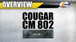 Newegg TV: Cougar Cassette Tape Deck with Speakers