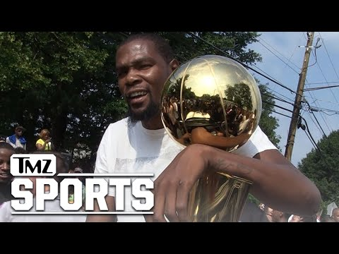 Kevin Durant on Trump: 'We Don't F*ck With Him'   TMZ Sports
