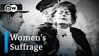 100 Years of Women's Suffrage in Germany | DW English