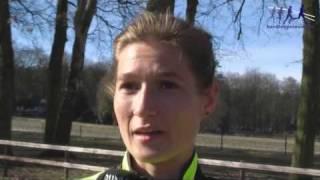 Jolanda Verstraten (NK Cross Hellendoorn 2010) - Hardloopnieuws