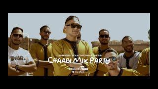Dj Hamida Feat. Boukchacha Meknessi : Chaabi Mix Party ( clip officiel )