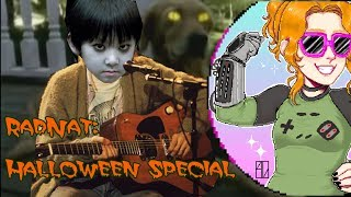 Ju-On: The Grudge Haunted House Simulator (Wii Review)  - RadNat HALLOWEEN SPECIAL!
