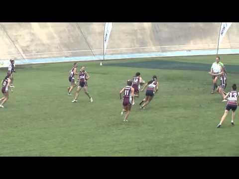 2015 NSWTA Vawdon Cup Women's Premier League final
