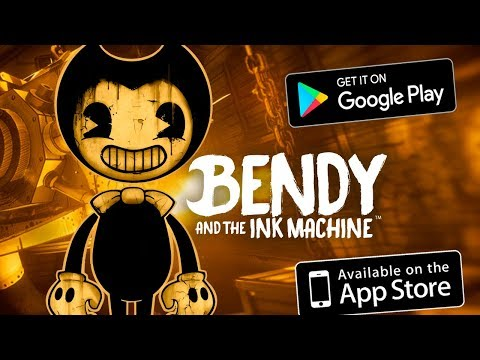Bendy на АНДРОИД! Bendy And The Ink Machine ANDROID!