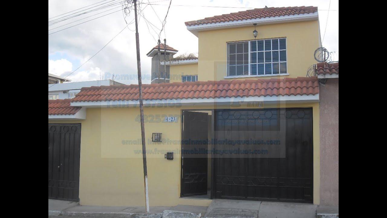Venta de casa en colonia los cerezos zona 9 de for Busco casa en alquiler