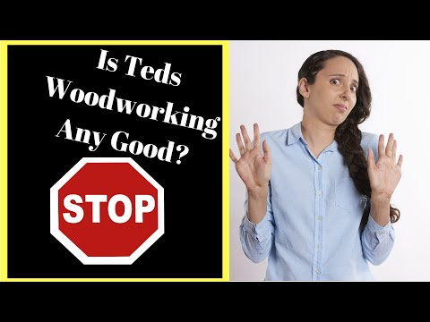 Teds Woodworking - Teds Woodworking Review - ⭐⭐⭐⭐Authentic Ratings ☆☆☆☆