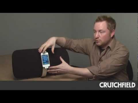 NAD VISO 1 Wireless Digital Music System Review  Crutchfield