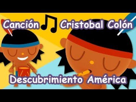 canción-descubrimiento-américa-cristobal-colón-12-octubre-día-de-la-raza-letra