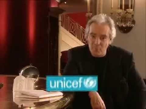 Unicef - Pierre Arditi