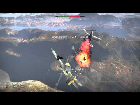 War Thunder bf109 f1 , HOW TO DIVE, EPIC