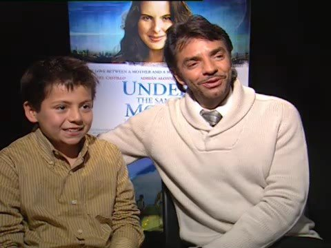 Eugenio Derbez y Adrian Alonso en entrevista con PESP