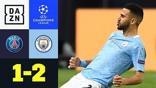 Skyblues gewinnen hitziges Halbfinal-Hinspiel: PSG - Man City 1:2 | UEFA Champions League