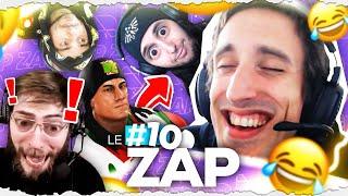LE ZAP #10 - BESOIN DE VACANCES CHEZ LESTREAM... 😂