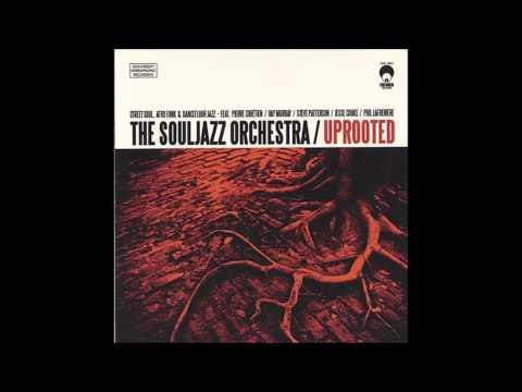The SoulJazz Orchestra - Sankofa