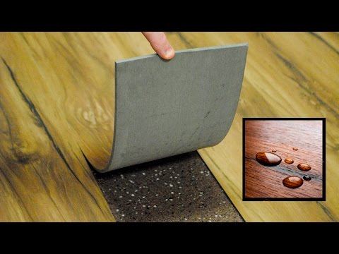 What Is Waterproof Loose Lay Vinyl Plank Flooring Youtube