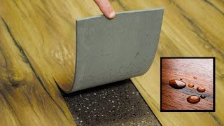 What Is Waterproof Loose Lay Vinyl Plank Flooring?