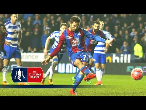 Reading 0-2 Crystal Palace - Emirates FA Cup 2015/16 (R6)   Goals & Highlights