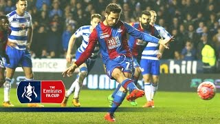 Reading 0-2 Crystal Palace - Emirates FA Cup 2015/16 (R6) | Goals & Highlights