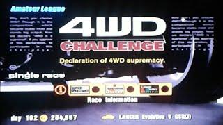 Gran Turismo 3: A-Spec - Part #27 - 4WD Challenge (Amateur)