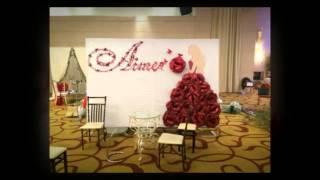 Пресс-стена,  3D баннеры Алматы. Свадьбы, юбилеи, детские праздники.
