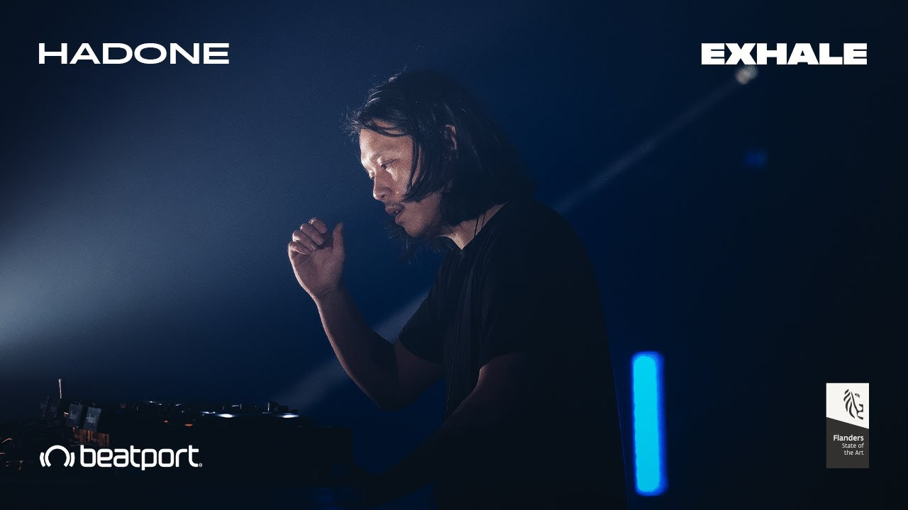 Download Hadone - EXHALE Together Live Stream