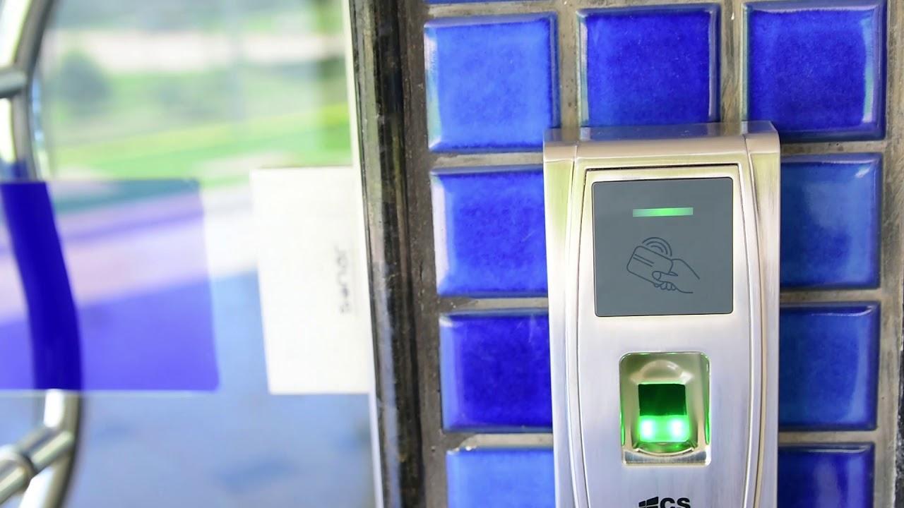 Dicas sobre fechadura eletroímã especial para porta de vidro temperado, no controle de acesso.