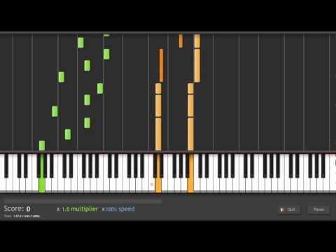 Lacrimosa Piano Tutorial HD