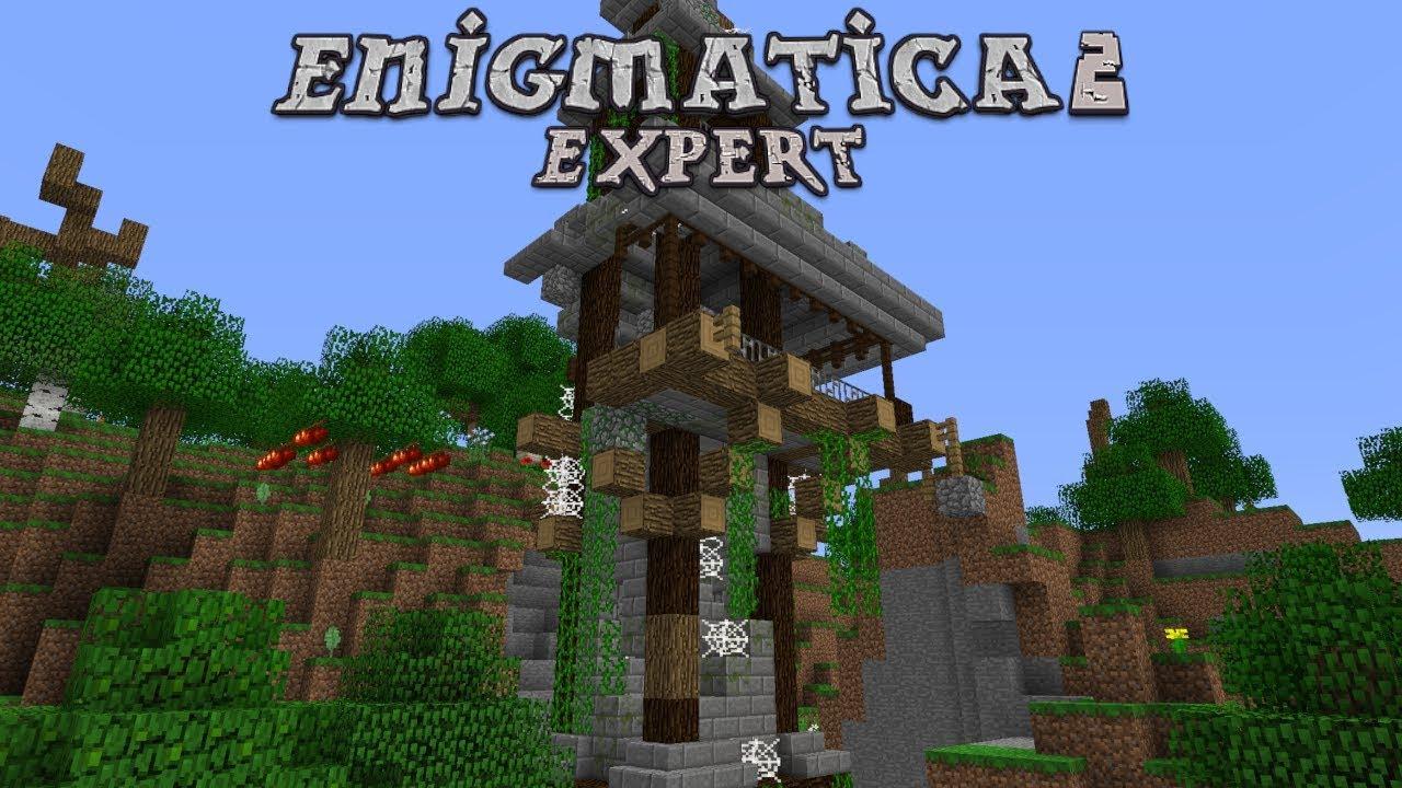 Enigmatica 2 Expert - TIER 1 [E02] (Modded Minecraft)
