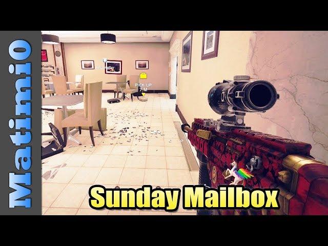 Remove Pulses Nitro? - Sunday Mailbox - Rainbow Six Siege