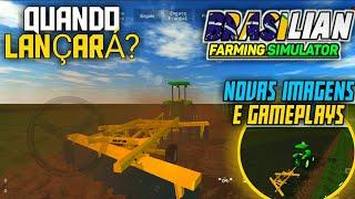 BRASILIAN FARMING SIMULATOR- NOVIDADES DO LANÇAMENTO, NOVAS IMAGENS & GAMEPLAYS. (Android) #QG20K
