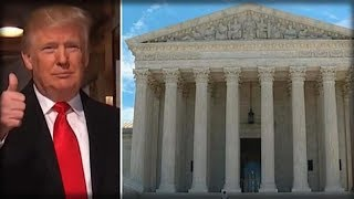 OMG! THE SUPREME COURT JUST GAVE TRUMP THE GREATEST GIFT OF HIS LIFE