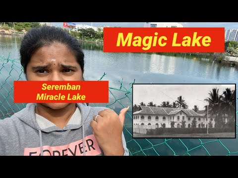Seremban Miracle Lake | Abandoned Lake | Local Believe It's